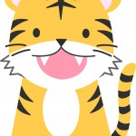 動物占い虎 カラーとキャラナビ対応