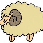 羊 カラー動物占いと動物キャラナビ60対応